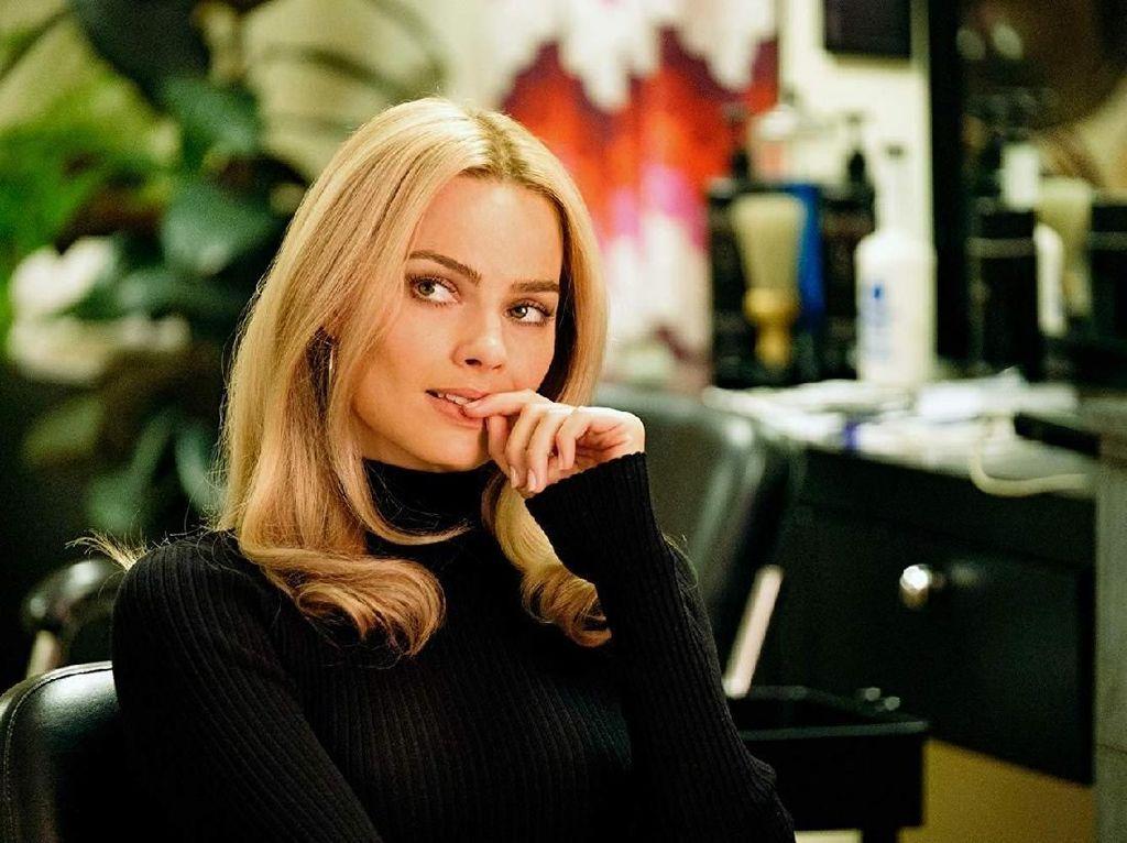 Margot menunjukan pesonanya layaknya seorang aktris yang siap bersinar.Dok. Sony Pictures