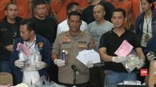 VIDEO: Polisi Rilis Tersangka Kerusuhan 22 Mei