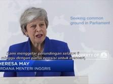 PM May Tawarkan Referendum Baru Brexit