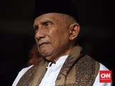 Amien Rais Oposisi, TKN Minta Tak Lagi Ada Hinaan ke Jokowi