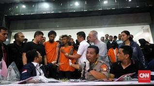Polisi Tangguhkan Penahanan 207 Tersangka Kerusuhan 21-22 Mei