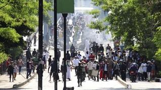 Polda Kalbar Bekuk 38 Orang Perusuh Aksi 22 Mei di Pontianak