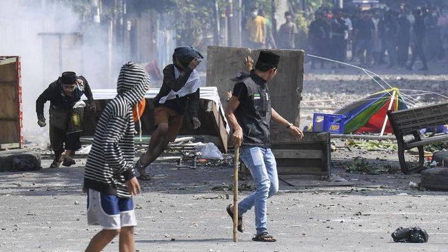 Komnas HAM Dalami Unsur Pelanggaran di Kerusuhan Tanah Abang