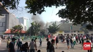 Dipukul Saat Meliput Aksi 22 Mei, Jurnalis Mengadu ke Propam