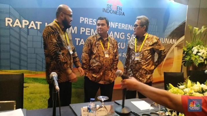 Gantikan Holcim, Semen Indonesia Siapkan Merek Baru