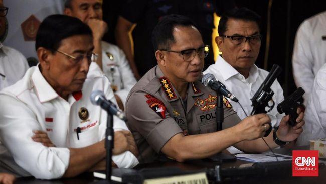 Kapolri Sebut Ada Upaya Salahkan Aparat pada Kerusuhan 22 Mei