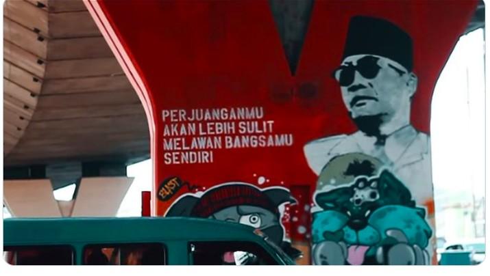 Reaksi netizen melihat Jakarta yang memanas beragam, dari yang menyemangati hingga berduka
