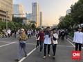 Empat Cara Jitu saat Pengendara Terjebak Demo 22 Mei