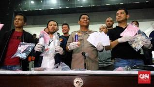 Polisi: Rencana Kerusuhan 22 Mei Diatur di Sunda Kelapa