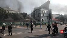 VIDEO: Kerusuhan Pecah di Jatibaru Tanah Abang