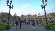 VIDEO: 'Berburu' Makanan Halal di Peru