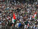 Demo 22 Mei Bikin Transaksi Sepi, IHSG Ditutup Melemah
