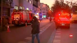 VIDEO: Enam Warga Brasil Tewas Akibat Kebocoran Gas di Chile