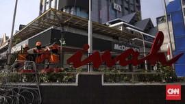 FOTO: Kondisi Jakarta Usai Aksi 22 Mei
