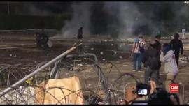 VIDEO: Aksi Sosok Bercadar Bikin Sarinah Mencekam