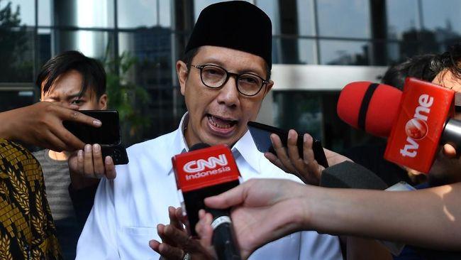 KPK Tindaklanjuti Dugaan Uang Rp70 Juta untuk Menag Lukman