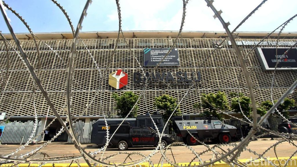 Selain GARIS, Polri Ungkap Kelompok Lain Pemancing Kerusuhan 22 Mei