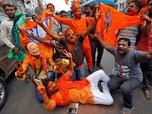 Cuma Naik 5,8%, Pertumbuhan Ekonomi India Anjlok