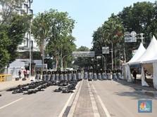 Polri Ceritakan Kronologi Pecahnya Demo 22 Mei di Bawaslu