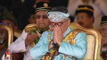 Ayahnya Mangkat, Raja Malaysia Gelar Doa Bersama di Istana