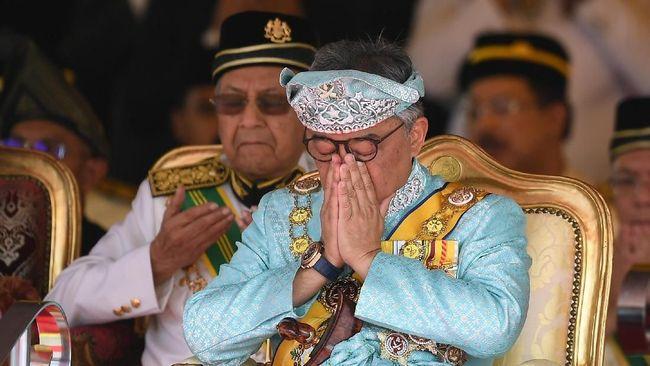 Raja dan Ratu Malaysia Jalani Karantina Usai Staf Kena Corona