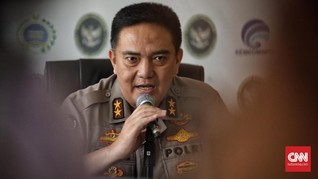 Polisi Tangkap Tiga Orang Pembawa Senpi di Aksi 22 Mei