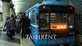 Menapaki Perjalanan Jiwa di Tashkent