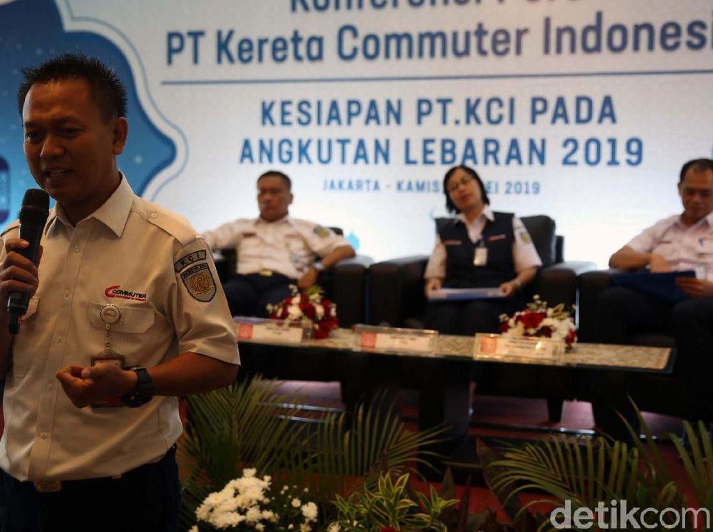 PT KCI Akan menambah sejumlah fasilitas diantaranya 236 Vending Machine,196 loket Portable dan 28 loket manual.