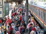 6 Jam Padam Listrik, 240 Perjalanan Commuter Line Dibatalkan