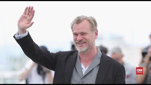 VIDEO: Christopher Nolan 'Pamer' Pemeran Lengkap Film 'Tenet'