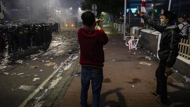 KPAI Buka Posko Pengaduan Korban Anak dalam Kerusuhan 22 Mei