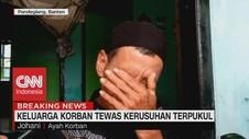 VIDEO: Keluarga Korban Tewas Kerusuhan Terpukul