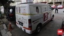 Ambulans Isi Batu di Aksi 22 Mei Milik PT Arsari Pratama