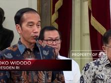 Jokowi Sikapi Situasi Pasca-Pemilu