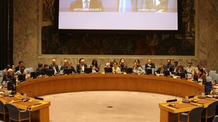 RI Pimpin Rapat PBB, AS Desak Badan Pengungsi Palestina Bubar