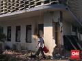 Gedung Bawaslu 'Babak Belur' Dirusak Massa 22 Mei