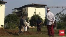 Sesuai Wasiat, Arifin Ilham Dimakamkan Dekat Pohon Kedondong