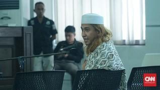 Pleidoi Bahar Smith: Tak Niat Menganiaya, Cuma Ingin Tabayun