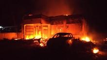 Pembakaran Polsek Sampang Dipicu Isu Ulama Diciduk di Thamrin