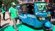 Bajay Hingga Tuktuk,Ini Transportasi Unik di Aplikasi Grab