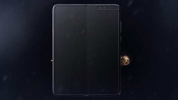 Mewah! Tampang Galaxy Fold Edisi Game of Thrones Seharga Rp 111 Juta