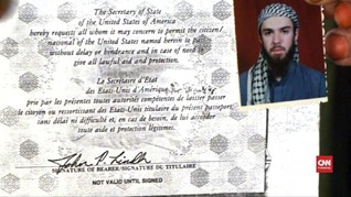 VIDEO: Warga AS Anggota Taliban Dibebaskan Lebih Cepat