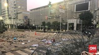 Pemprov DKI Mulai Hitung Kerugian Akibat Kerusuhan 22 Mei