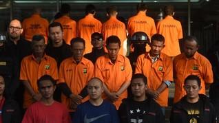 Polisi Telah Proses Hukum 35 Anak Tersangka Kerusuhan 22 Mei