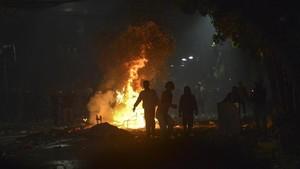 Tersangka Rusuh 22 Mei Oknum GARIS, Ormas Terafiliasi ISIS