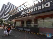 McDonalds Sarinah Thamrin Tutup, tapi Tak Ada PHK
