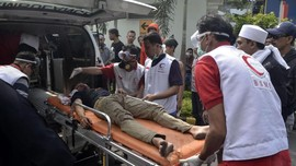 Polisi Sebut 1 Korban Tewas Rusuh 22 Mei karena Peluru Tajam