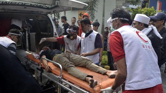 Hilang Usai Aksi 22 Mei, Saroh Cari Anaknya ke RS Tarakan