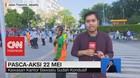 VIDEO: Pasca-Rusuh, Kawasan Kantor Bawaslu Sudah Kondusif