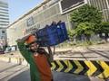 Bawaslu Pastikan Dokumen Aman Usai Insiden Bom Molotov